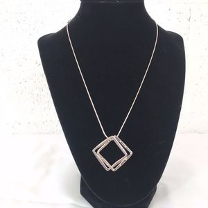 Baroni Designs Sterling Chain & Unbranded Pendant